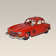 Mercedes Benz 300 SL Nr. 37295